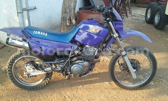 Buy Used Yamaha XT600 Blue Bike in Francistown in North-East