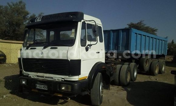 Buy Used Mercedes‒Benz Arocs White Truck in Francistown in North-East