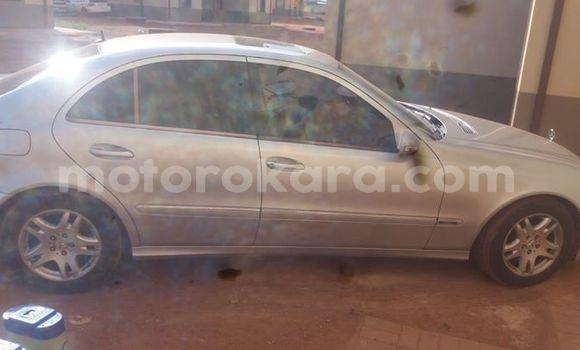 Buy Used Mercedes-Benz E–Class Silver Car in Gaborone in Gaborone