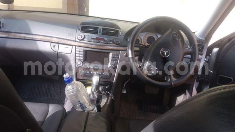 Buy Used Mercedes Benz E Class Silver Car In Gaborone In Gaborone Motorokara