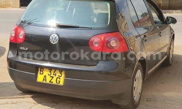 Buy Used Volkswagen Golf Black Car in Gabane in Kweneng
