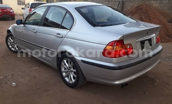 Buy Used BMW 3–Series Silver Car in Kweneng in Kweneng