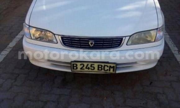 Buy Used Toyota Corolla White Car in Gabane in Kweneng