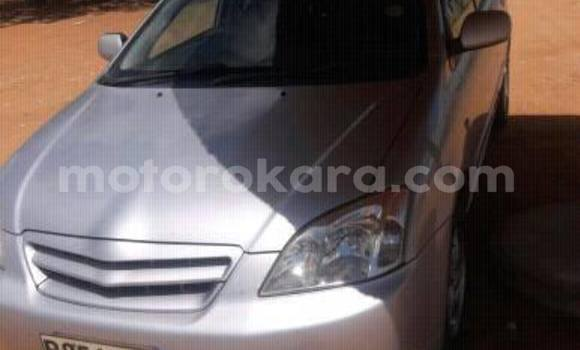 Buy Used Toyota Runx Silver Car in Gabane in Kweneng