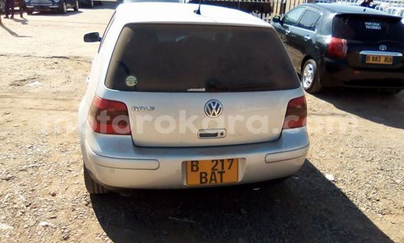 Buy Used Volkswagen Golf Silver Car in Mogoditshane in Kweneng