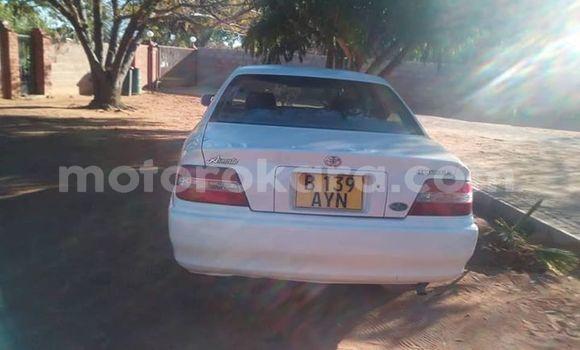 Buy Used Toyota Avensis White Car in Gaborone in Gaborone