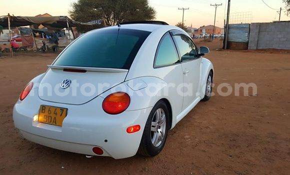 Buy Used Volkswagen Beetle White Car in Gaborone in Gaborone