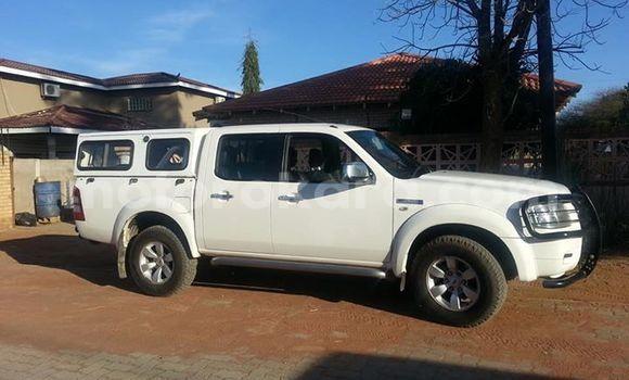 Buy Used Ford Ranger White Car in Gaborone in Gaborone