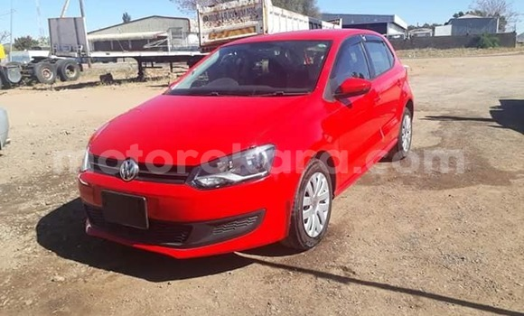 Buy Used Volkswagen Polo Red Car in Gaborone in Gaborone