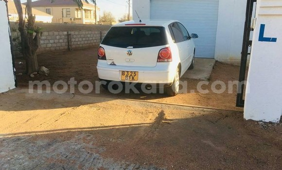 Buy Used Volkswagen Polo White Car in Gaborone in Gaborone