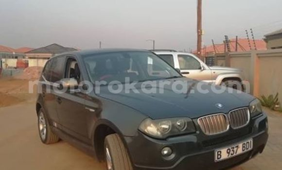 Buy Used BMW X3 Other Car in Gaborone in Gaborone