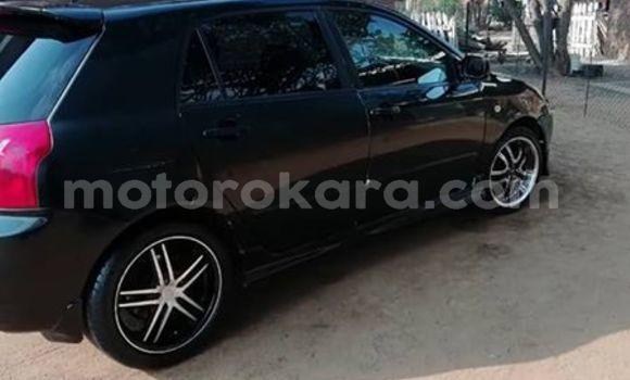 Buy Imported Toyota Runx Black Car in Gaborone in Gaborone