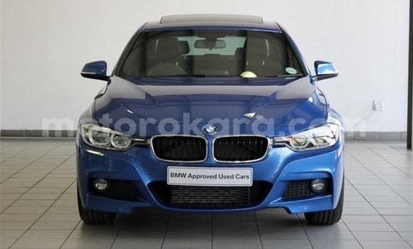 Buy Used BMW 3–Series Blue Car in Gaborone in Gaborone
