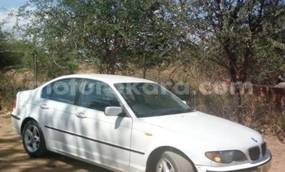 Buy Used BMW 3–Series White Car in Gaborone in Gaborone