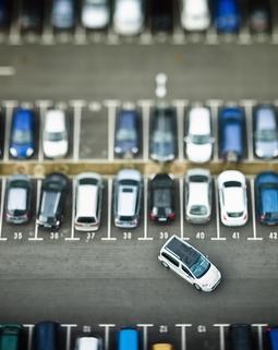 Thumb place de parking