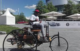 Botswana oldest car history