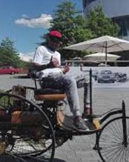 Thumb botswana oldest car history