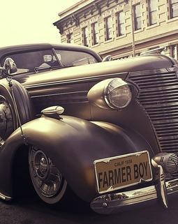 Thumb automobile oldtimer vintage car classic car car 336676